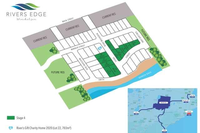 Lot 13 Rivers Edge Estate