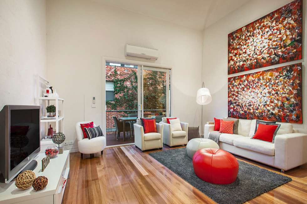 Fourth view of Homely townhouse listing, 25 York Street, Richmond VIC 3121