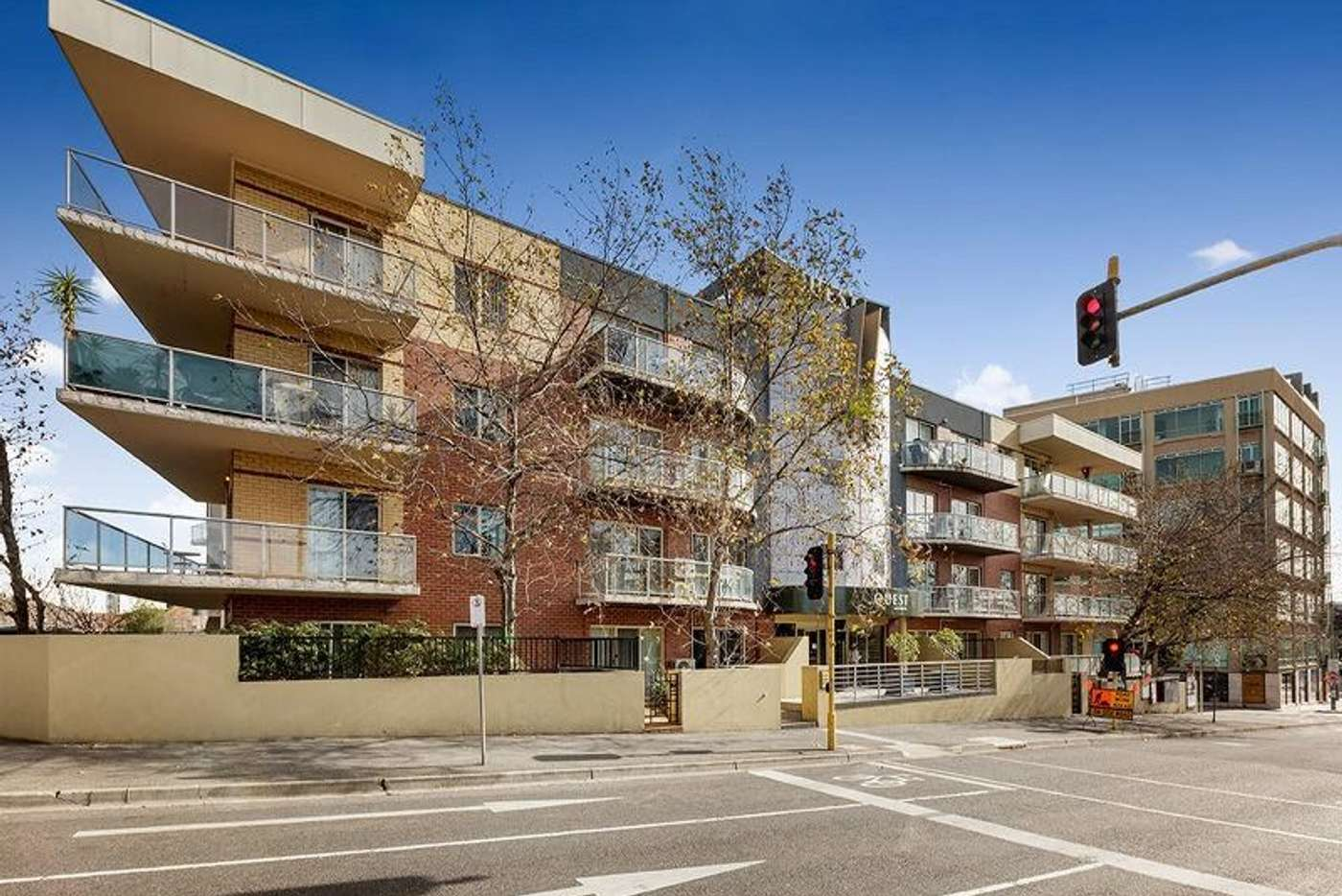 Sixth view of Homely apartment listing, 4/1A St Kilda Road, St Kilda VIC 3182