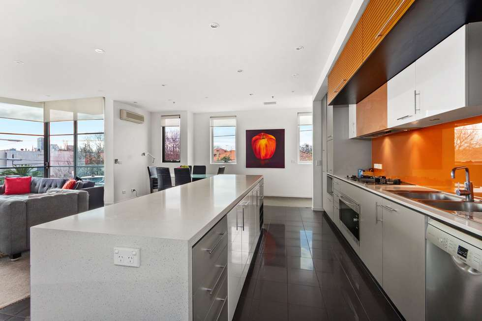 Second view of Homely apartment listing, 39/220 Barkly Street, St Kilda VIC 3182