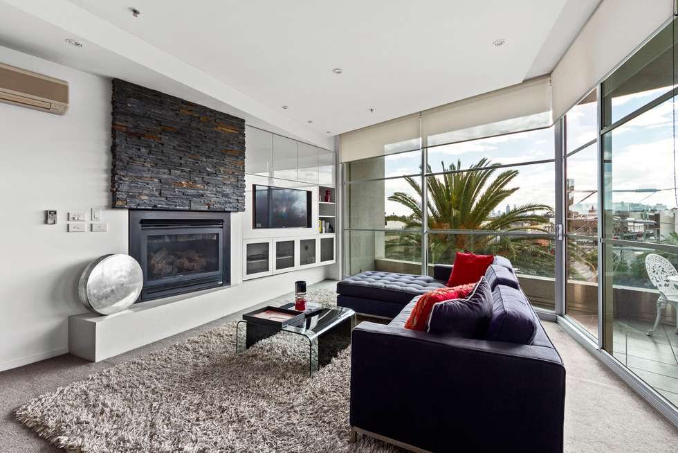 Third view of Homely apartment listing, 39/220 Barkly Street, St Kilda VIC 3182