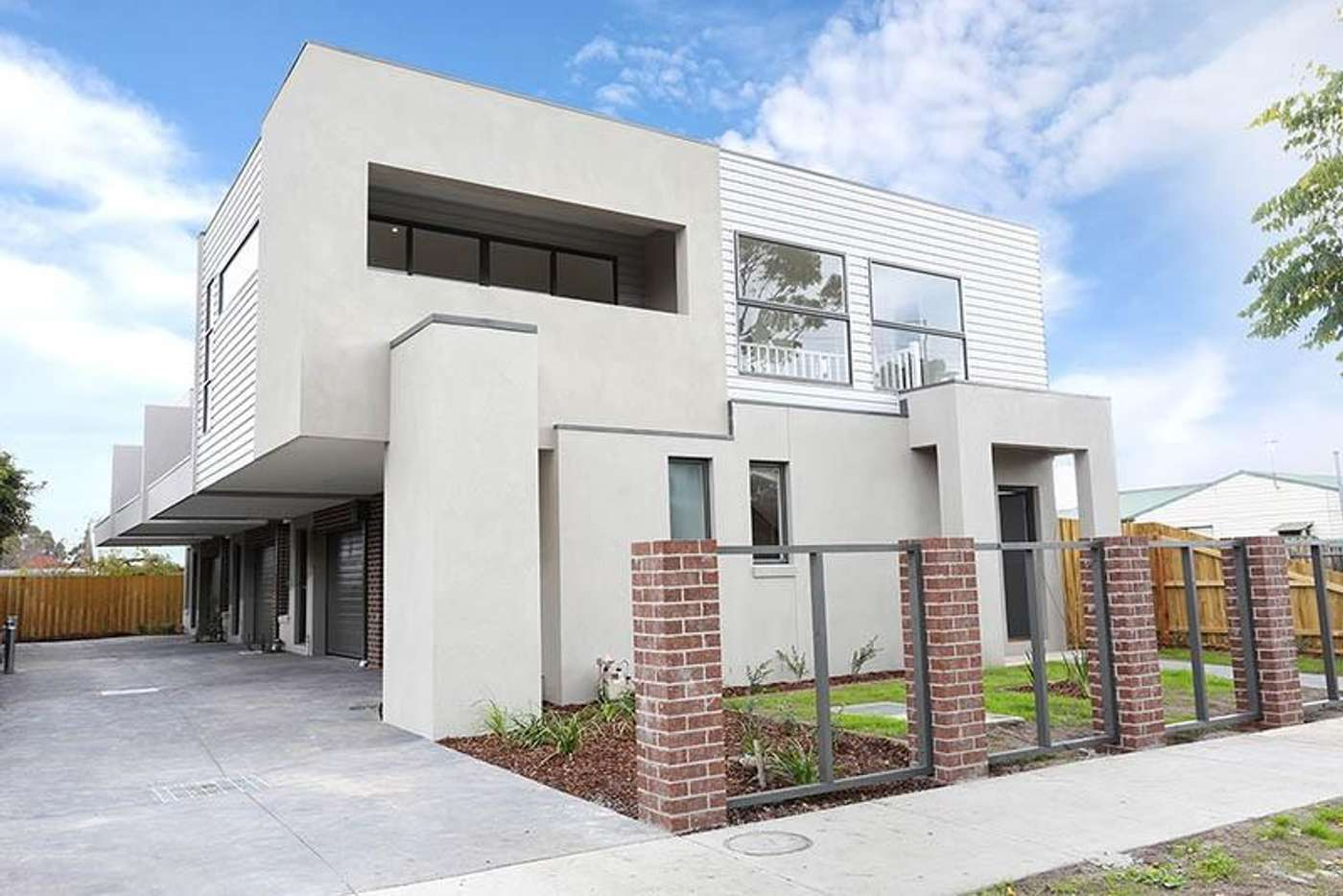Main view of Homely townhouse listing, 3/517 Ballarat Road, Albion VIC 3020