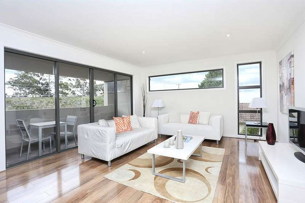 Third view of Homely townhouse listing, 3/517 Ballarat Road, Albion VIC 3020