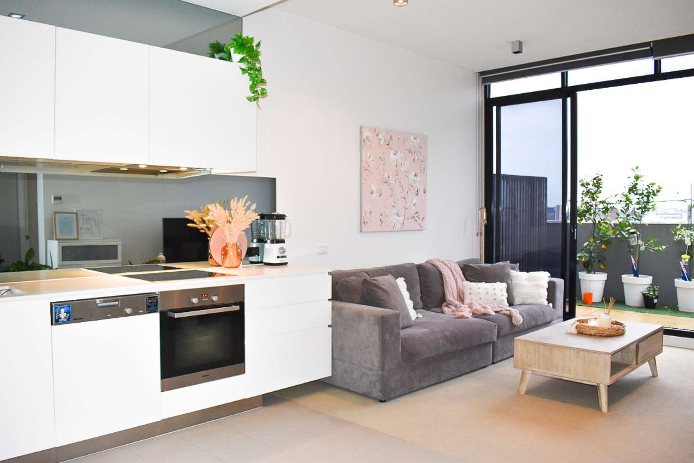 Main view of Homely apartment listing, 502/6 Lord Street, Richmond VIC 3121