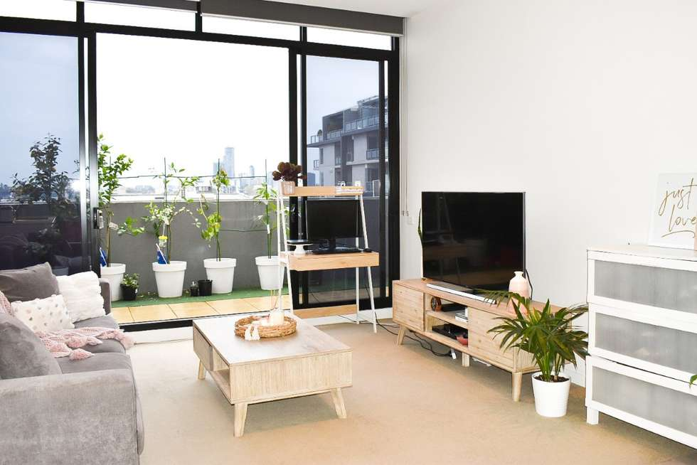 Second view of Homely apartment listing, 502/6 Lord Street, Richmond VIC 3121