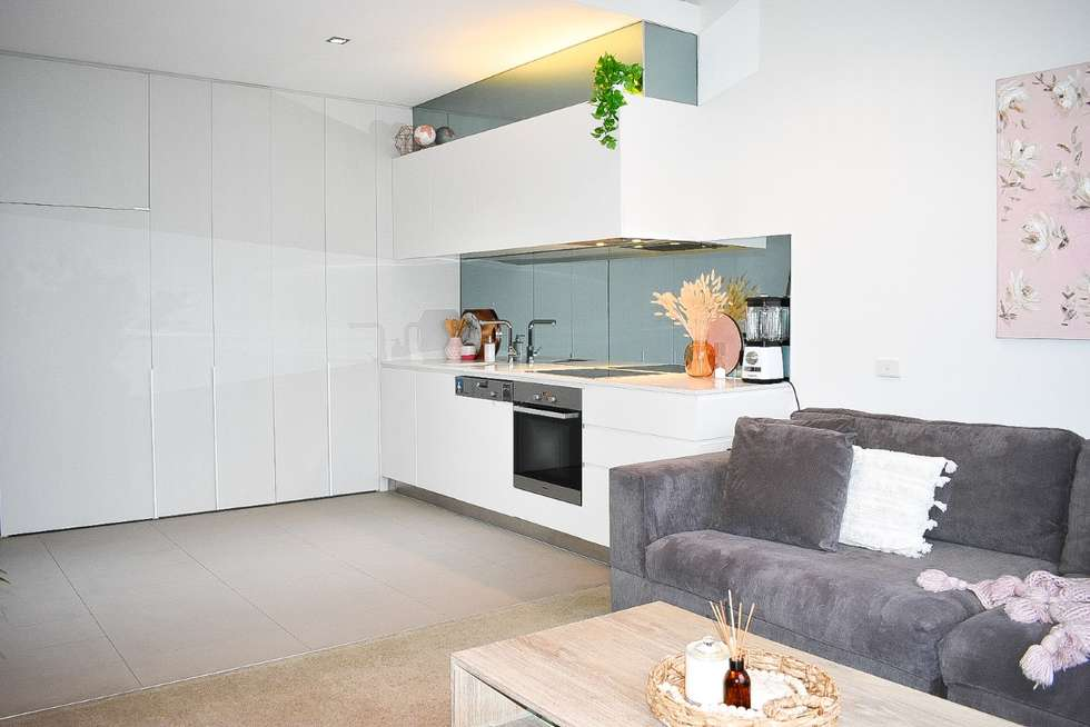 Third view of Homely apartment listing, 502/6 Lord Street, Richmond VIC 3121