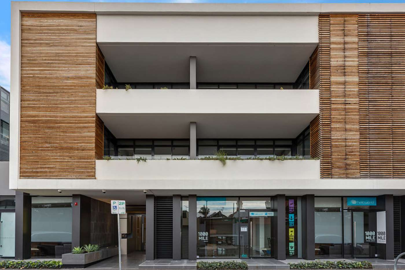 Main view of Homely apartment listing, 308/6 Lord Street, Richmond VIC 3121