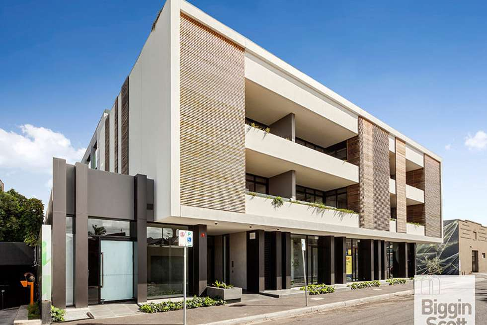 Second view of Homely apartment listing, 308/6 Lord Street, Richmond VIC 3121