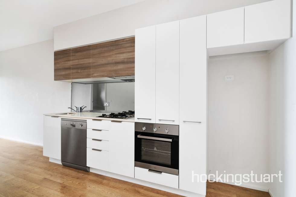 Third view of Homely apartment listing, 209/86 Cade Way, Parkville VIC 3052