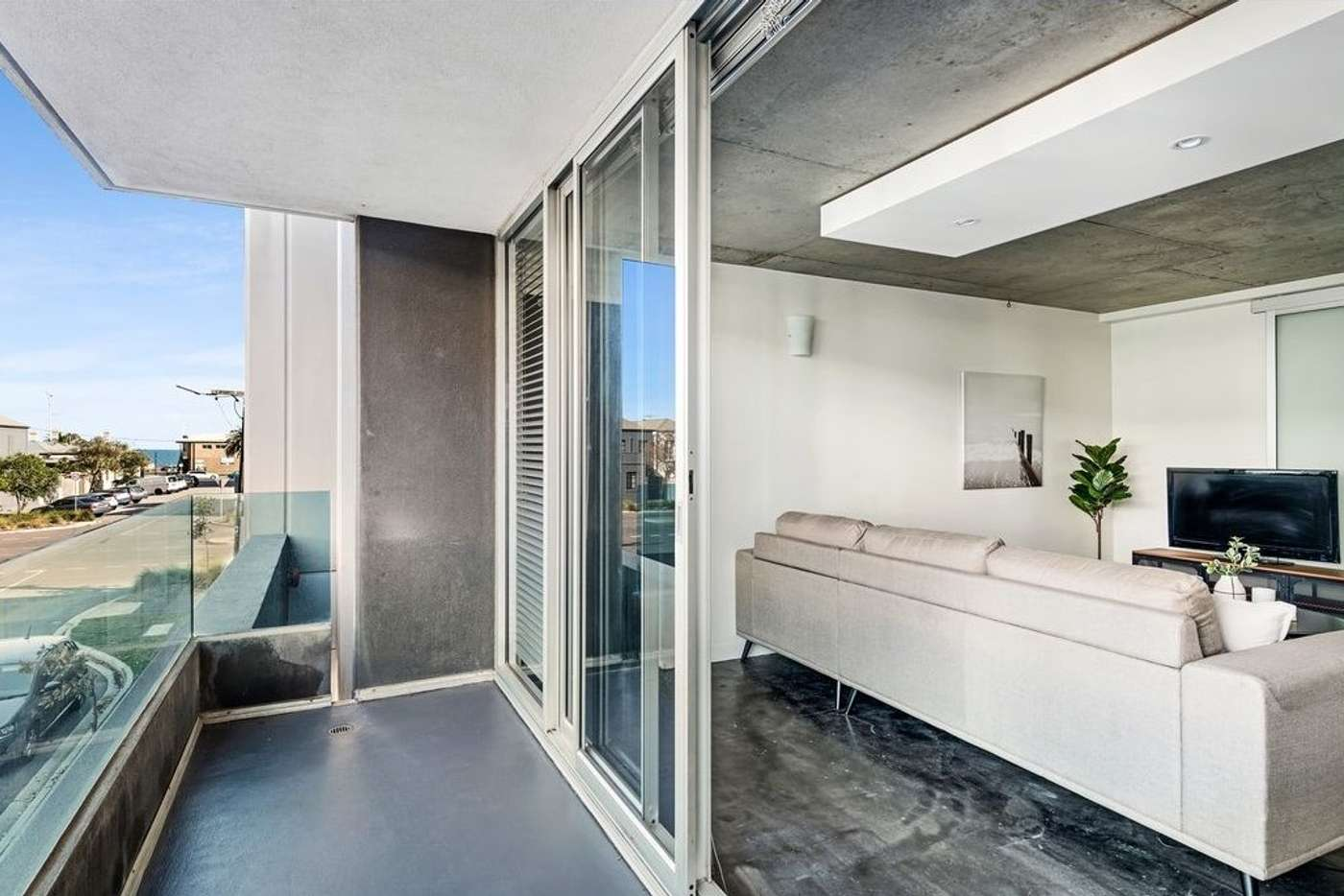 Fifth view of Homely apartment listing, 10/33 Johnston Street, Port Melbourne VIC 3207