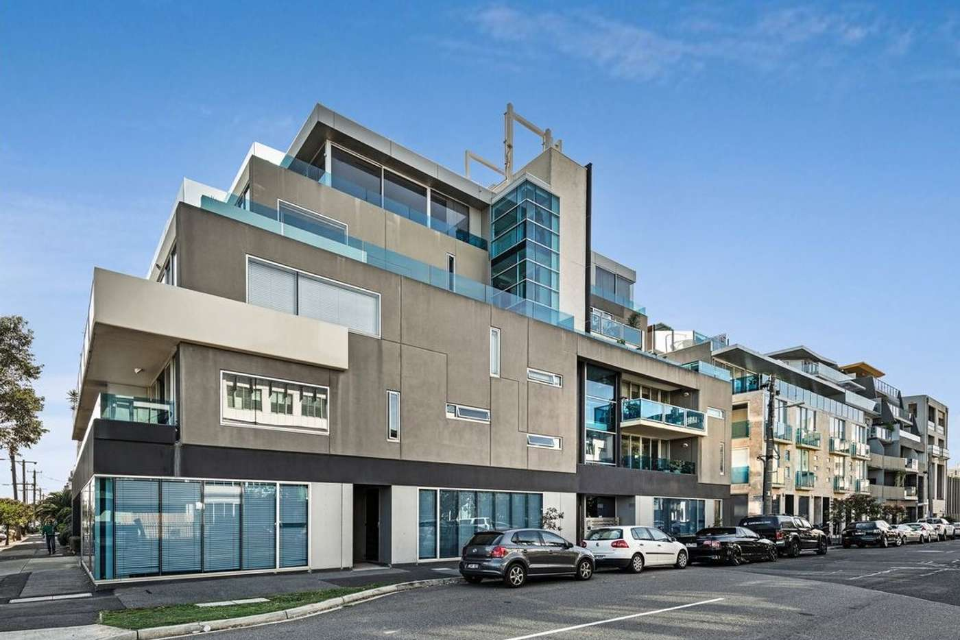 Sixth view of Homely apartment listing, 10/33 Johnston Street, Port Melbourne VIC 3207