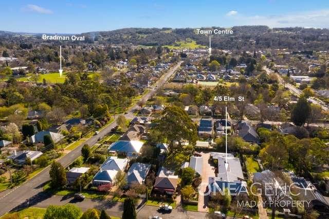 4/5 Elm Street, Bowral NSW 2576