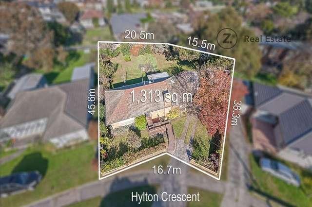 7 Hylton Crescent, Rosanna VIC 3084