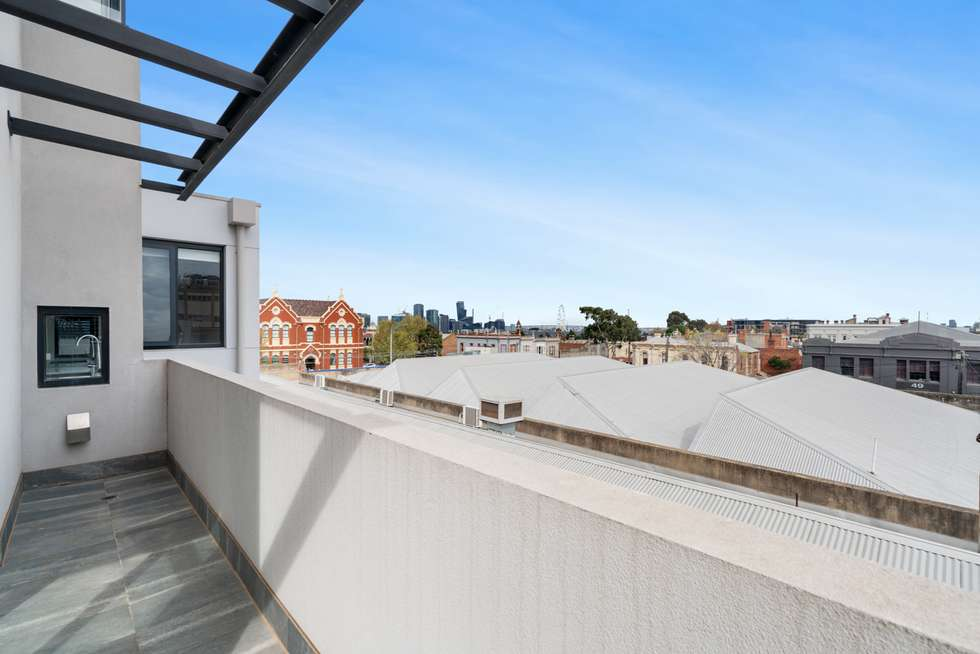 Fifth view of Homely apartment listing, 204/392-398 Victoria Street, North Melbourne VIC 3051