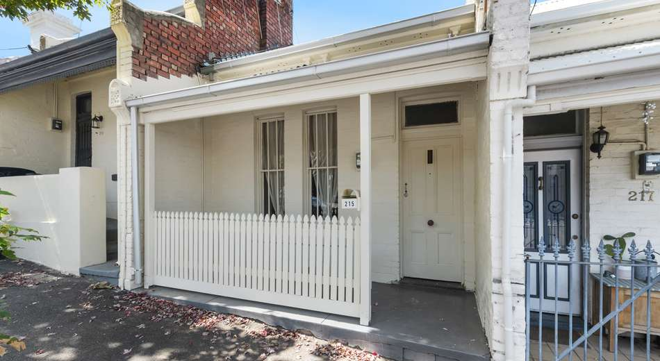 215 Stanley Street, West Melbourne VIC 3003