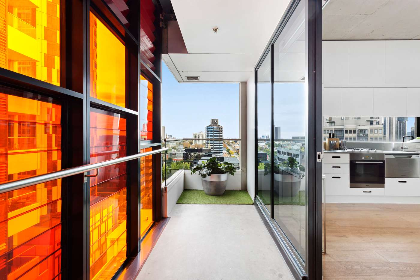 Fifth view of Homely apartment listing, 1101/65 Coventry Street, Southbank VIC 3006