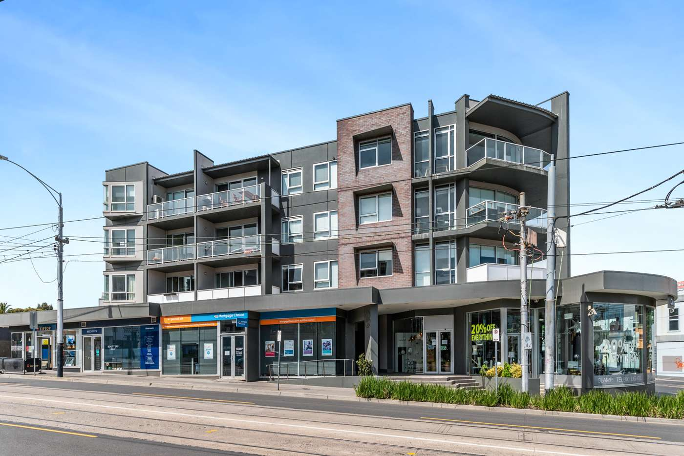 Main view of Homely apartment listing, 309/242 Glen Huntly Road, Elsternwick VIC 3185