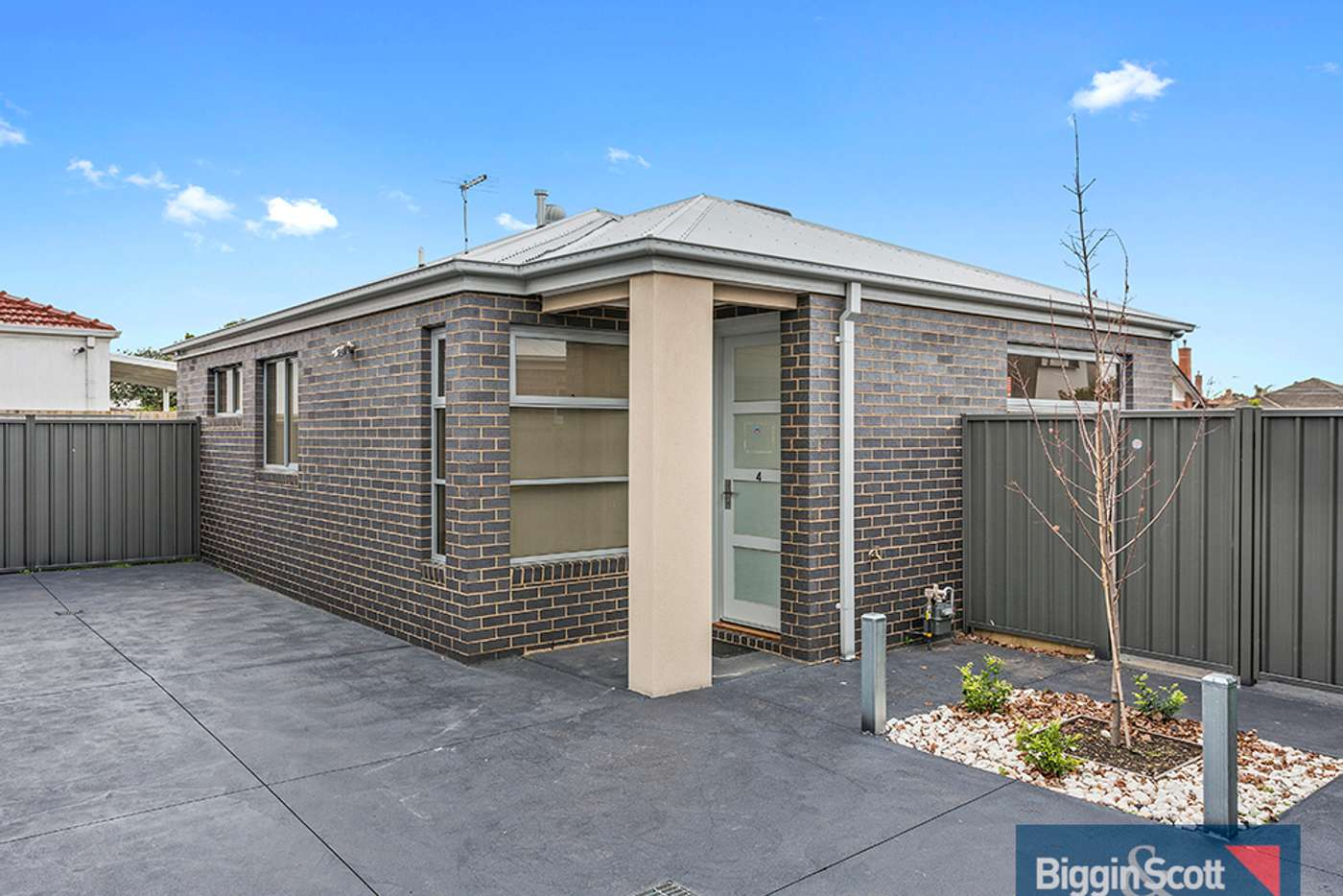 Main view of Homely unit listing, 4/2-4 Mitchell Street, Maribyrnong VIC 3032