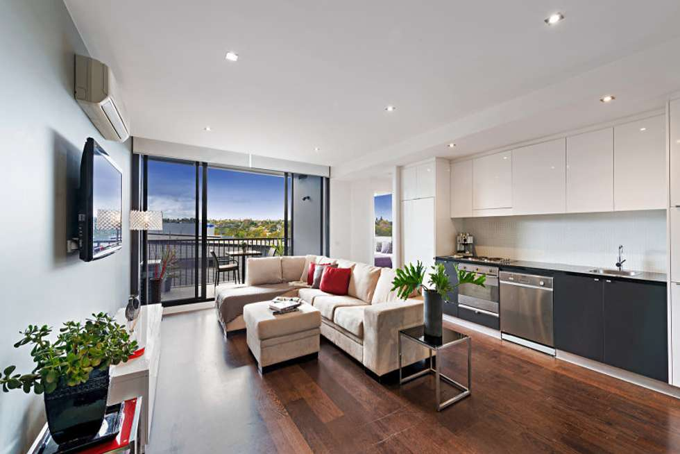 Third view of Homely house listing, 154/73 River Street, Richmond VIC 3121