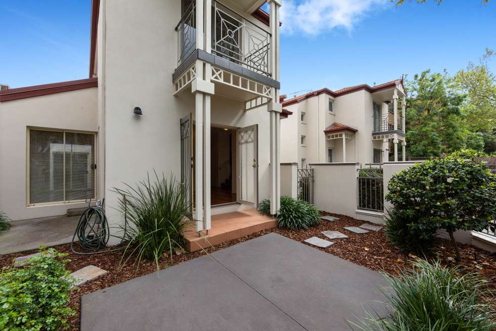 Fifth view of Homely townhouse listing, 1/483 St Kilda Street, Elwood VIC 3184