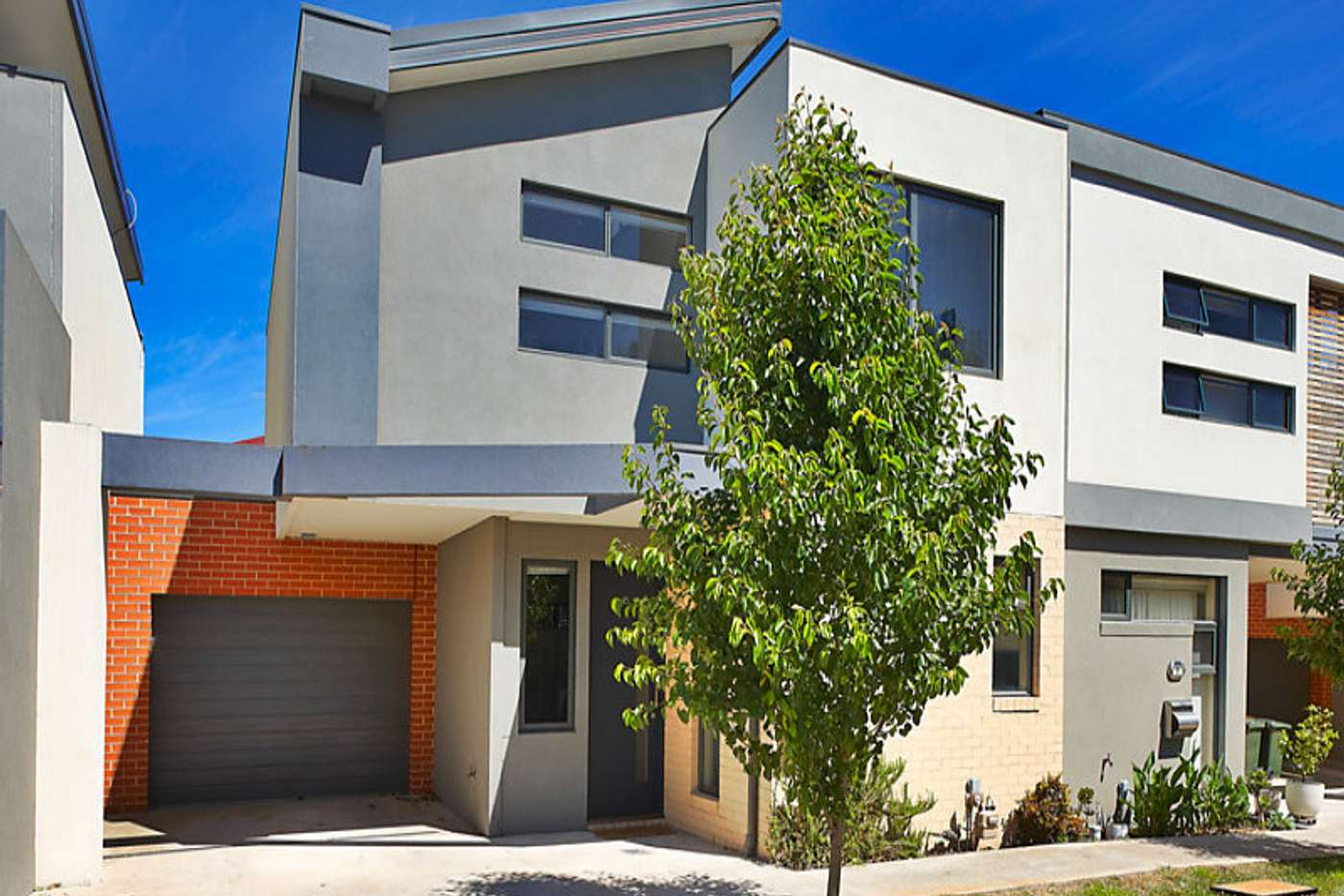 Main view of Homely townhouse listing, 10/399 Albion Street, Brunswick VIC 3056