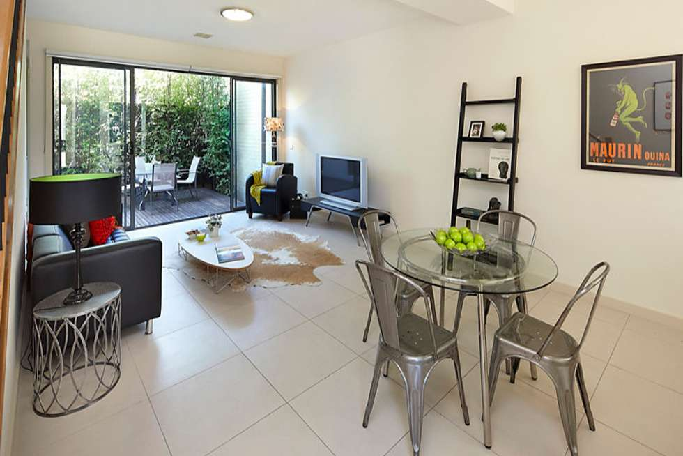 Third view of Homely townhouse listing, 10/399 Albion Street, Brunswick VIC 3056