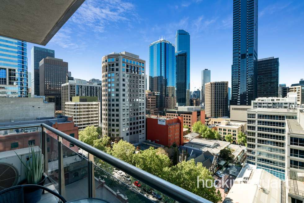 Fourth view of Homely apartment listing, 1400/668 Bourke Street, Melbourne VIC 3000