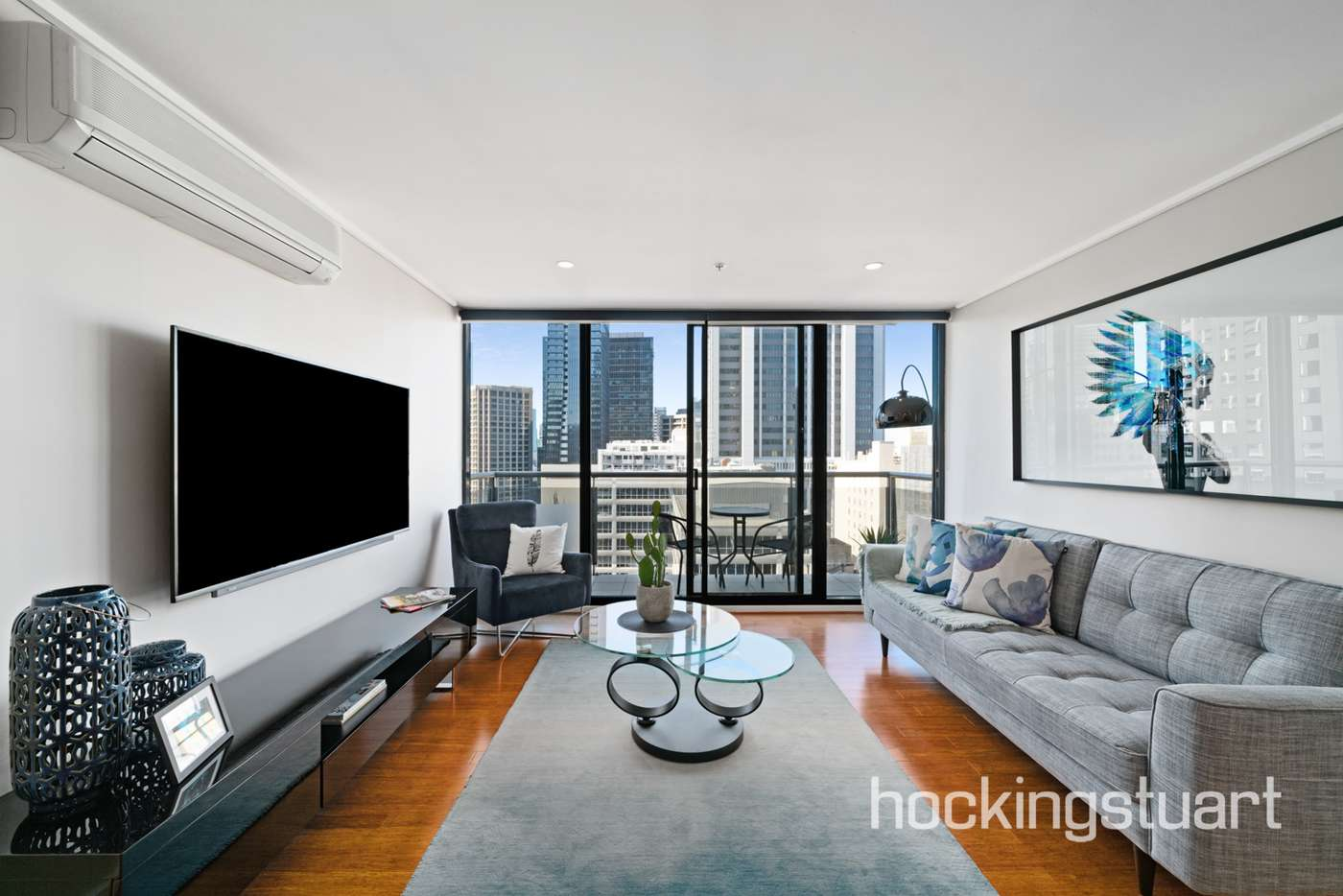 Sixth view of Homely apartment listing, 1400/668 Bourke Street, Melbourne VIC 3000
