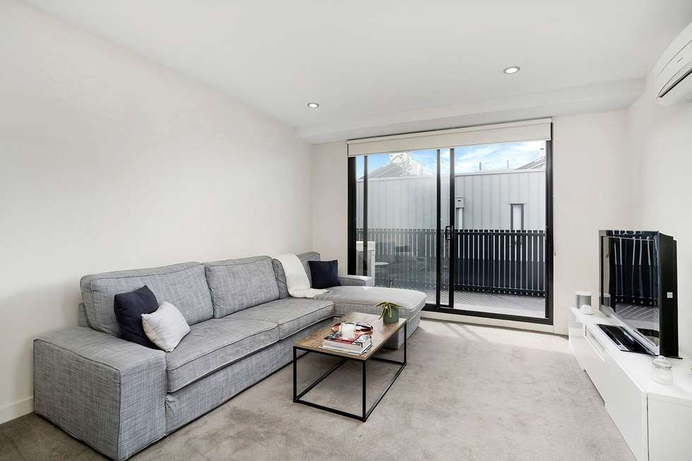 Third view of Homely apartment listing, 206/339 Burnley Street, Richmond VIC 3121