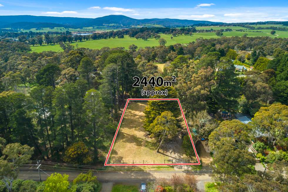 Second view of Homely residentialLand listing, 31 Centenary Avenue, Macedon VIC 3440