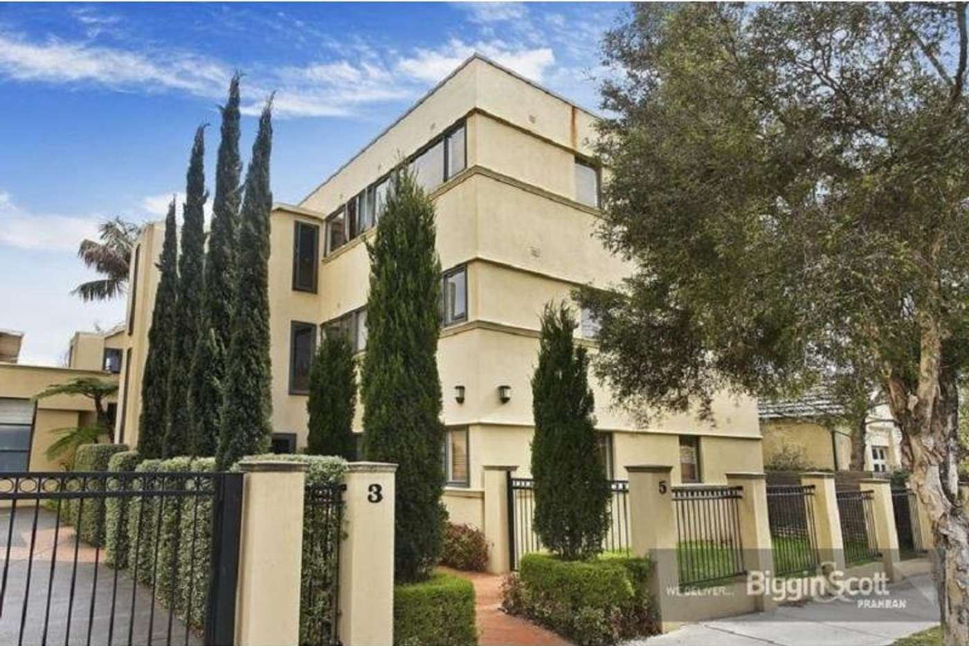 Fifth view of Homely apartment listing, 8/3-5 Chomley Street, Prahran VIC 3181
