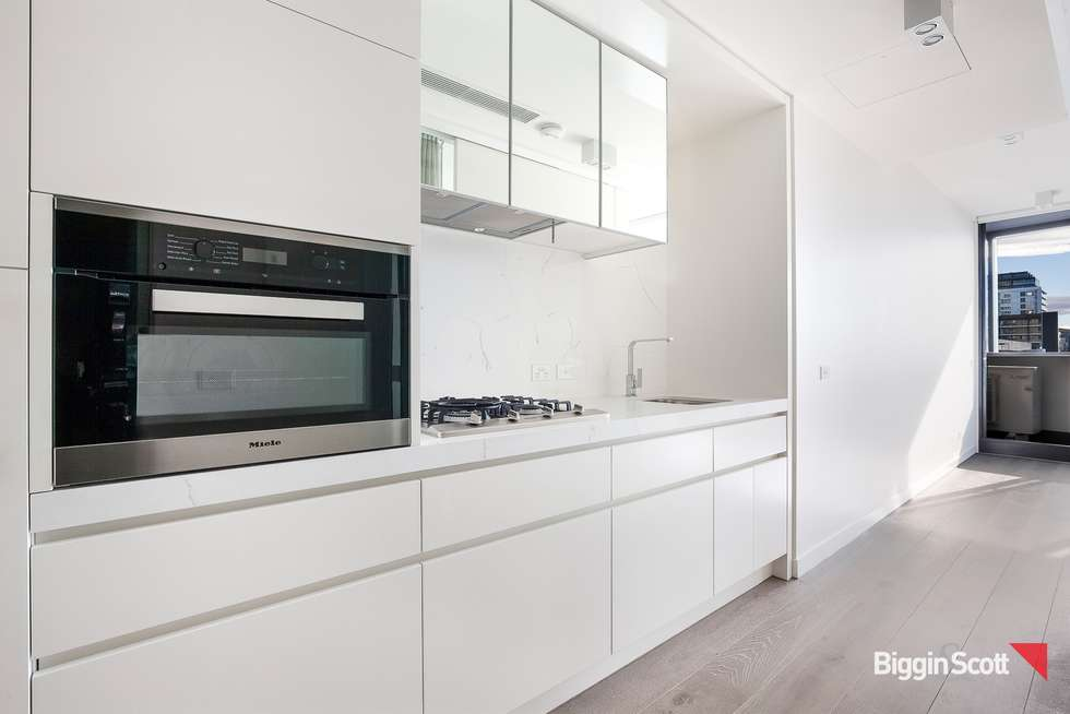 Third view of Homely apartment listing, 405/38 Cunningham Street, South Yarra VIC 3141