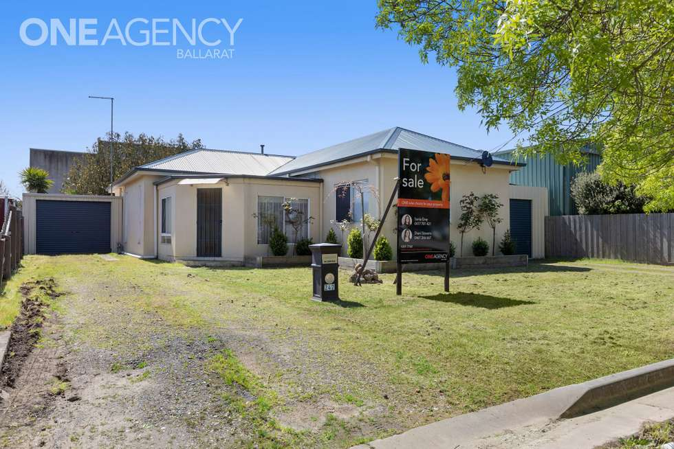 Second view of Homely house listing, 242 Park Street, Delacombe VIC 3356