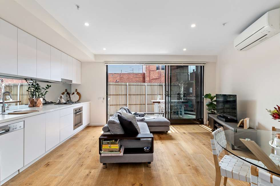 Second view of Homely apartment listing, 20/23 Mitford Street, St Kilda VIC 3182