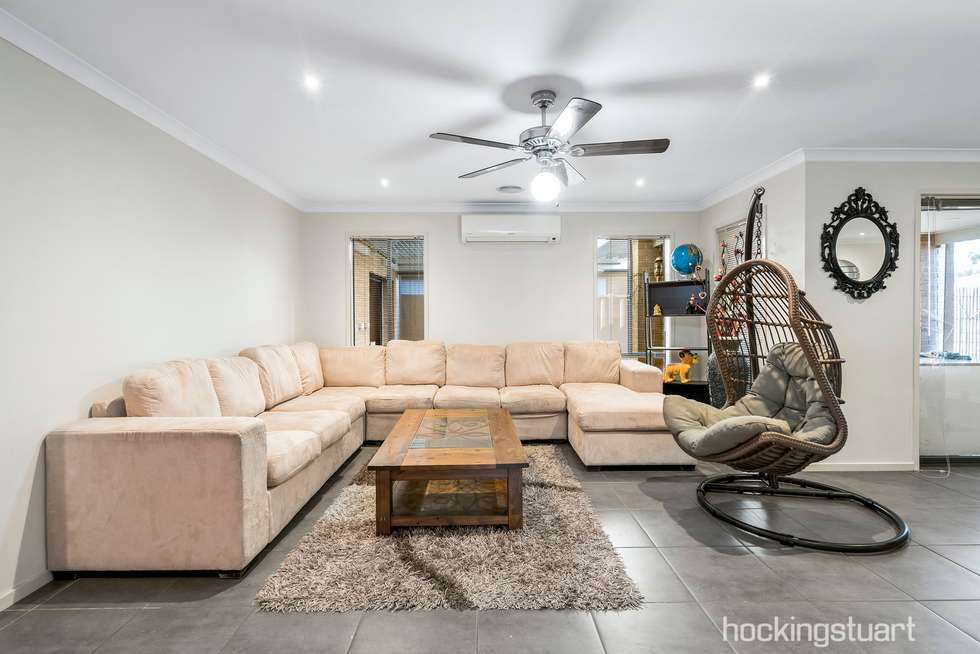 Fourth view of Homely house listing, 15 Kinglake Drive, Manor Lakes VIC 3024