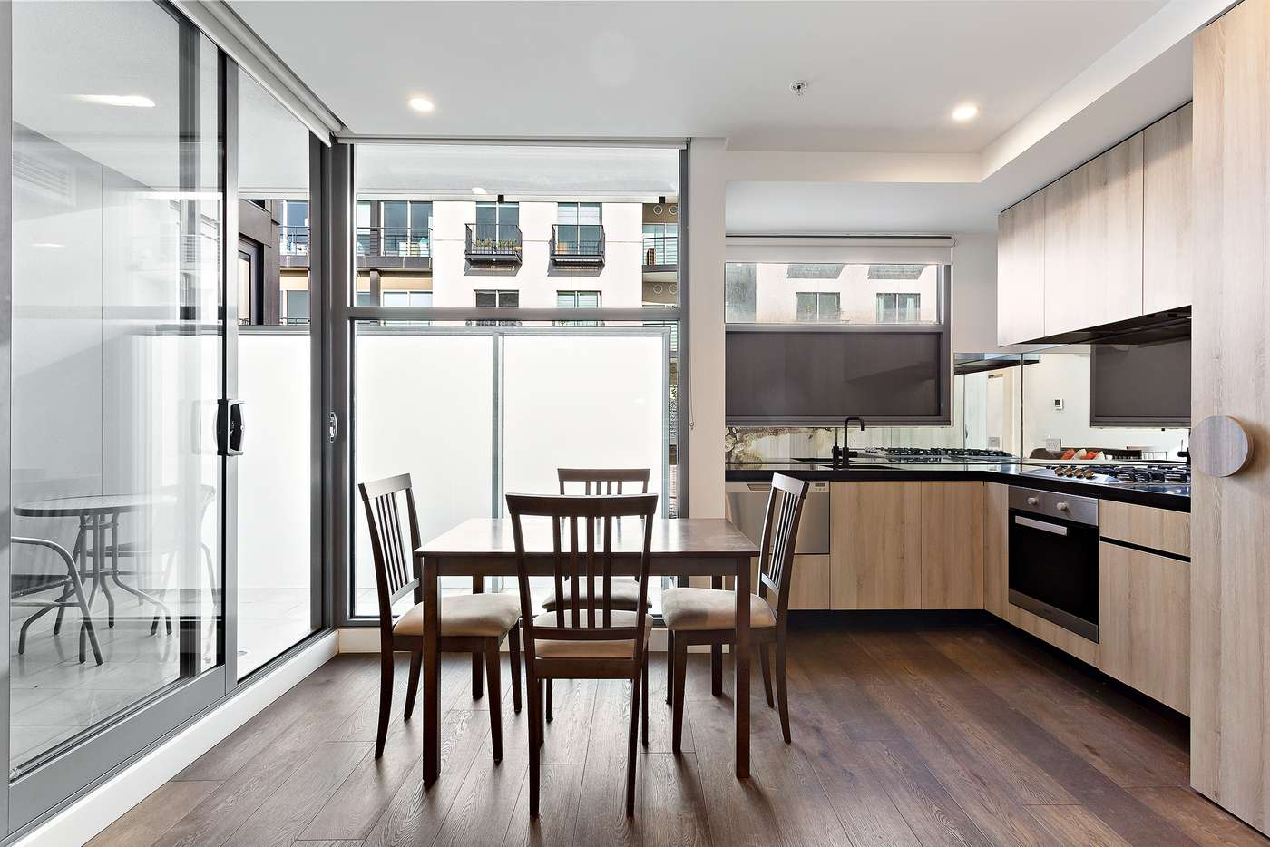Main view of Homely apartment listing, 303/19-25 Nott Street, Port Melbourne VIC 3207