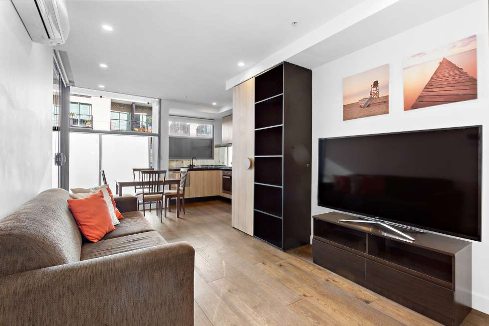 Second view of Homely apartment listing, 303/19-25 Nott Street, Port Melbourne VIC 3207
