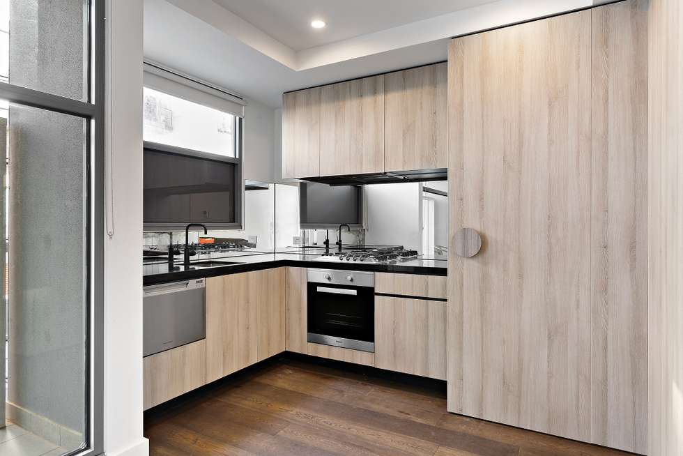 Fourth view of Homely apartment listing, 303/19-25 Nott Street, Port Melbourne VIC 3207