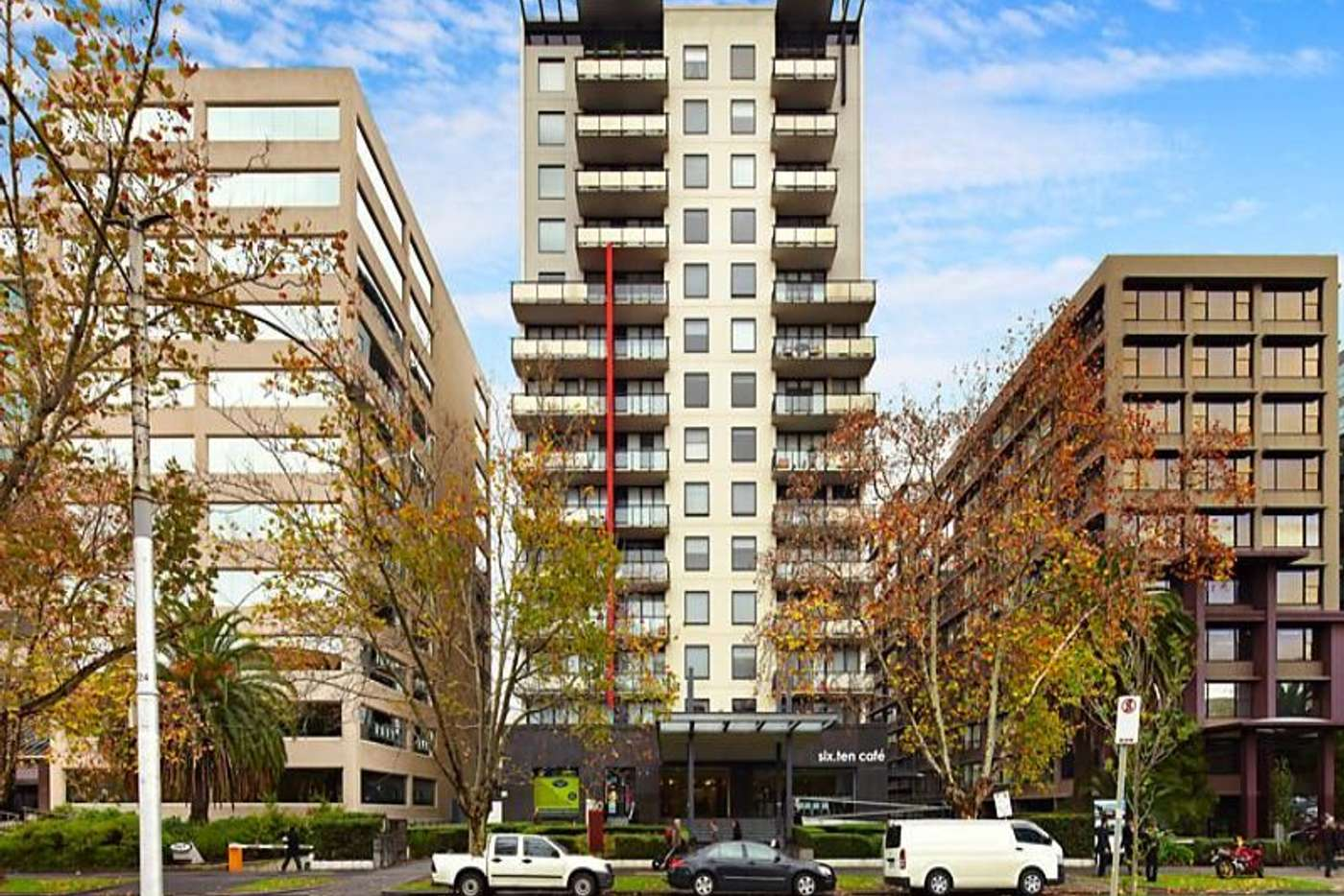 Main view of Homely apartment listing, 803/610 St Kilda Road, Melbourne VIC 3004