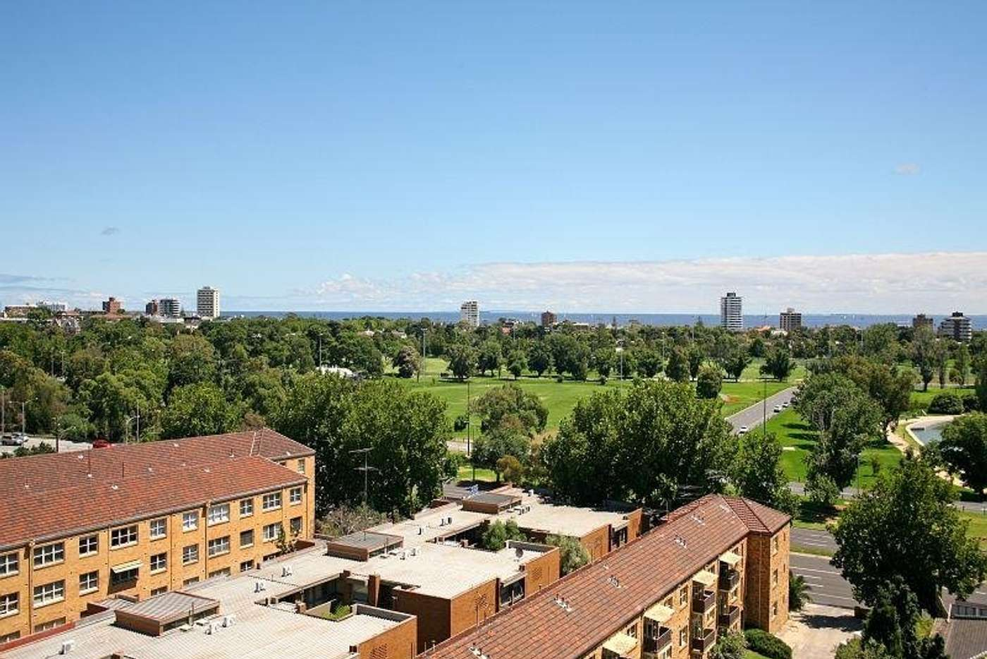 Sixth view of Homely apartment listing, 803/610 St Kilda Road, Melbourne VIC 3004
