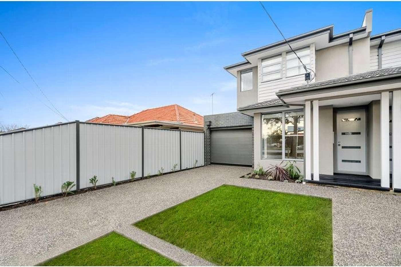 Main view of Homely townhouse listing, 453A Geelong Road, Yarraville VIC 3013