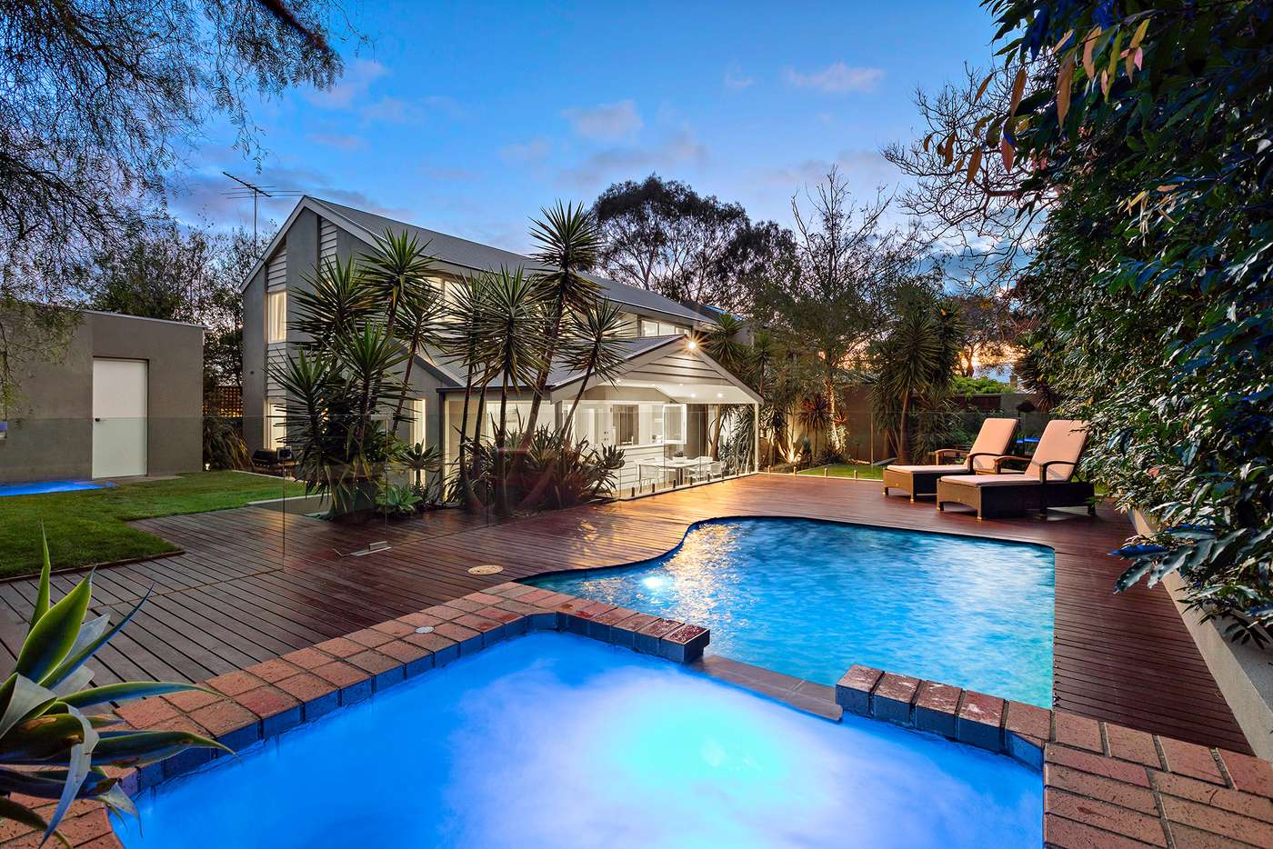 Main view of Homely house listing, 22 Queens Square, Sandringham VIC 3191