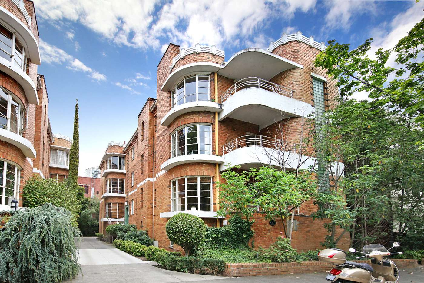 Main view of Homely apartment listing, 7/25 Adams Street, South Yarra VIC 3141