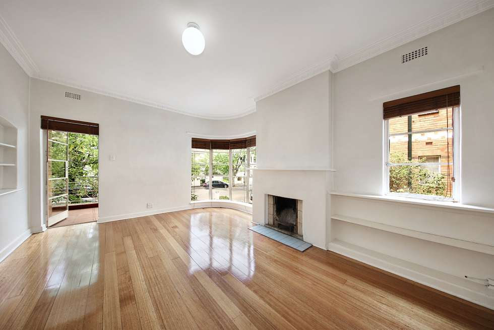 Second view of Homely apartment listing, 7/25 Adams Street, South Yarra VIC 3141