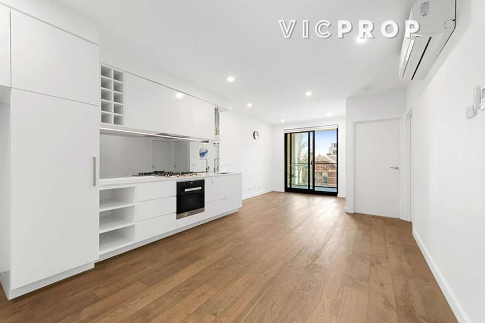 Third view of Homely apartment listing, 302/2 Princes Street, St Kilda VIC 3182