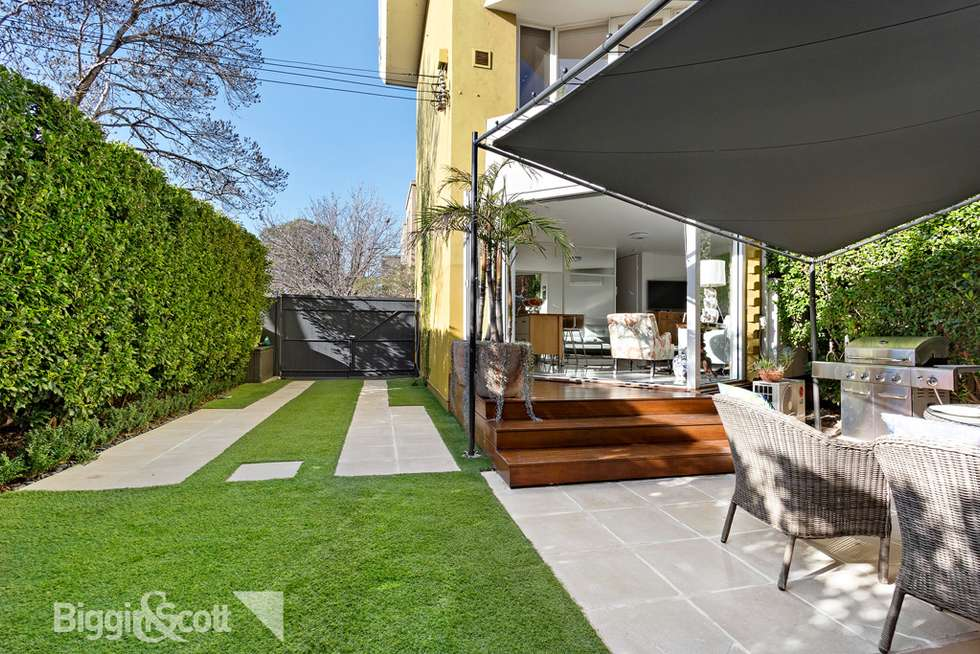 Third view of Homely apartment listing, 1/23 Northcote Road, Armadale VIC 3143
