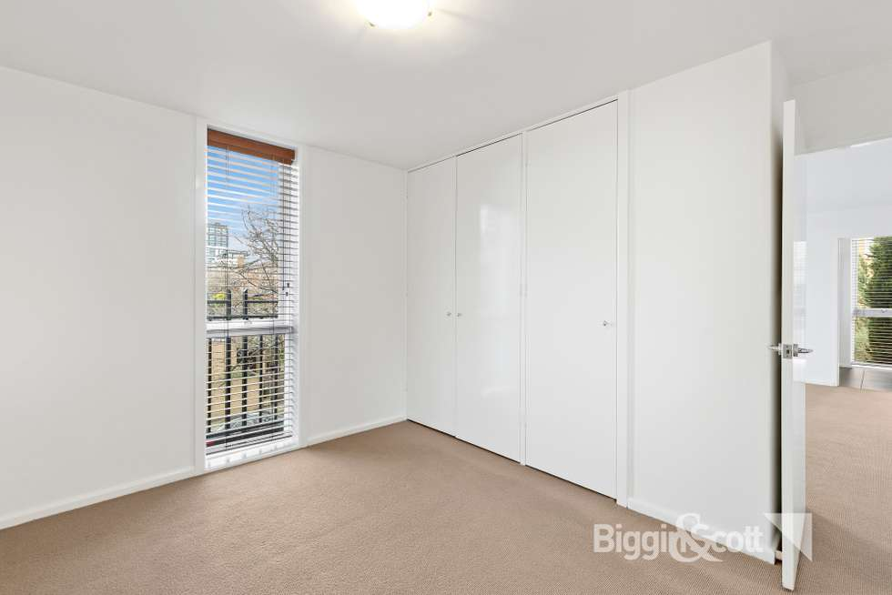 Second view of Homely apartment listing, 3/18 Kensington Road, South Yarra VIC 3141