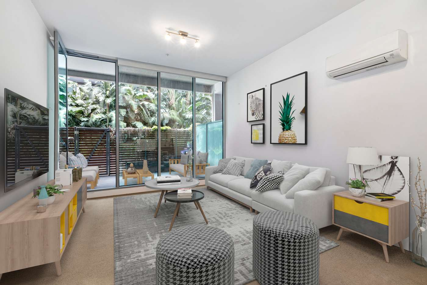 Main view of Homely apartment listing, 2/5 Clifton Street, Prahran VIC 3181