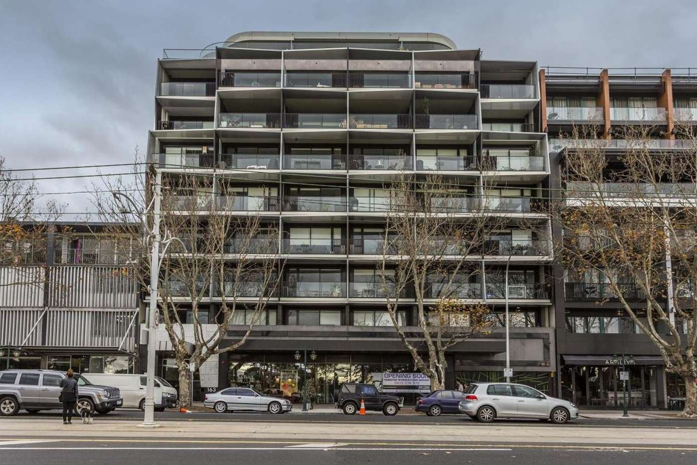 Main view of Homely apartment listing, 609/163 Fitzroy Street, St Kilda VIC 3182