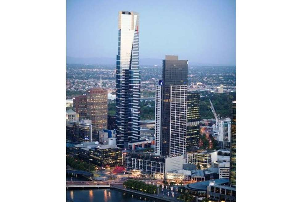 Second view of Homely apartment listing, 6307/7 Riverside Quay, Southbank VIC 3006